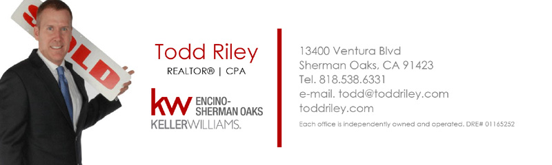Todd Riley Valley Glen Area Specialist